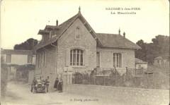 La villa La Mauricette 13 Sausset-les-Pins