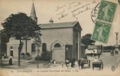 La Chapelle Notre-Dame des Dunes - Dunkerque