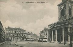 Place d'Armes - Maubeuge