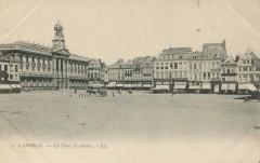 La Place d'Armes - Cambrai