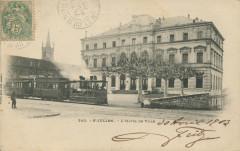 St-Julien (en-Genevois) - L'Hôtel de Ville 74 Saint-Julien-en-Genevois