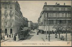 La Rue de l'Ecu - Clermont-Ferrand