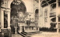 Notre-Dame du Travail - L'Autel majeur 75 Paris 14e