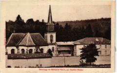 Pélerinage de Benoite-Vaux,par Souilly - Souilly