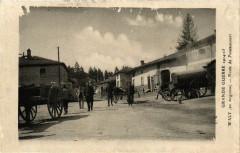 Waly - Route de Foucaocourt - Waly