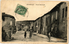 Stainville - Route Nationale - Stainville