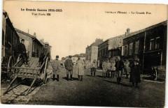 Souilly - La Grande Rue - Souilly