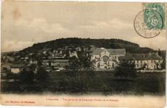 L'Argonne-Vue générale de Lachalade - Lachalade