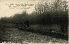 Mognéville-Maison blanche-Tombe des soldats Francais - Mognéville
