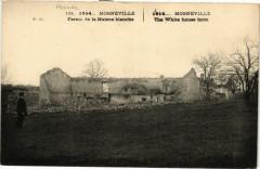 Mognéville-Ferme de la Maison blanche - Mognéville