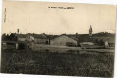 La Meuse á Pont sur Meuse - Pont-sur-Meuse