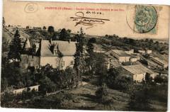 Stainville-Ancien Cháteau de Choiseul et son Parc - Stainville