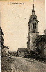 Tilly sur Meuse-L'Eglise - Tilly-sur-Meuse
