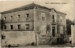 Pont -sur-Meuse (Meuse) - La Mairie - Pont-sur-Meuse