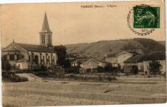 Tannois (Meuse) - l'Eglise - Tannois