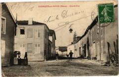 Dammarie-sur-Saulx (Meuse) - Grande Rue - Dammarie-sur-Saulx