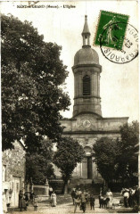 Nant-le-Grand (Meuse) -L'Eglise - Nant-le-Grand