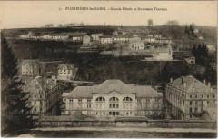Plombieres-les-Bains Grand Hotels et Nouveaux Thermes - Plombières-les-Bains