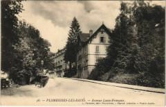 Plombieres-les-Bains Avenue Louis Francais - Plombières-les-Bains