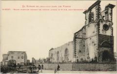 Guerre Saint-Remy Eglise - Saint-Remy