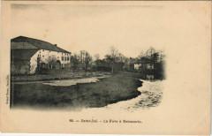 Saint-Die La Fave a Remomeix - Remomeix