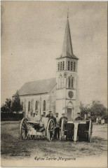 Eglise Sainte-Marguerite - Sainte-Marguerite