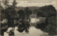 Les Vosges Raon-l'Etape La Plaine a la Trouche - Raon-l'Étape