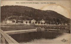 Raon-l'Etape La Coté du Chateau - Raon-l'Étape