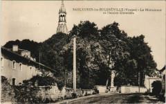 Saulxures-les-Bulgneville - Le monument - Saulxures-lès-Bulgnéville