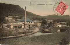 Moyenmoutier - La prelle - Moyenmoutier