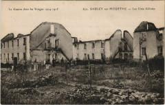 Saulcy-sur-Meurthe Les Cités Gillotin - Saulcy-sur-Meurthe