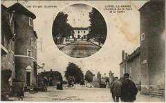 Liffol-le-Grand Avenue de la Gare et le Caron - Liffol-le-Grand