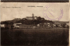 Chatenois Panorama. - Châtenois