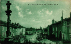 Chatenois - Rue Dubreuil - Châtenois