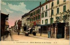 Contrexeville - Hotel Moderne et du Casino 88 Contrexéville