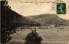 Vallée de Celles - Vue générale de Celles-sur-Plaine - Celles-sur-Plaine