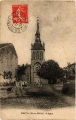 Chatillon-sur-Saone - L'Eglise - Châtillon-sur-Saône