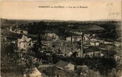 Fontenoy-le-Chateau Vue vers la Brasserie - Fontenoy-le-Château
