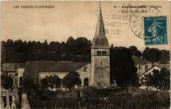 58 Contrexeville Eglise - Tour du Xie siecle 88 Contrexéville