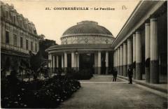 51 Contrexeville Le Pavillon 88 Contrexéville