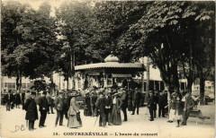 14 Contrexeville l'Heure du Concert 88 Contrexéville