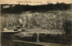 Fontenoy-le-Chateau Les Carrieres - Fontenoy-le-Château