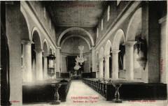 Chatenois Interieur de l'Eglise - Châtenois