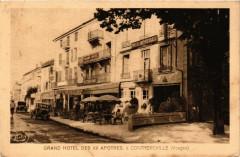 Contrexeville - Grand Hotel 88 Contrexéville