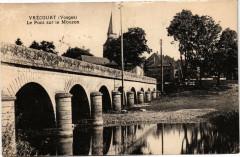 Vrécourt - Le Pont sur le Mouzon - Vrécourt