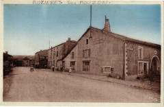 Rozieres sur Mouzon-Grande Rue - Rozières-sur-Mouzon