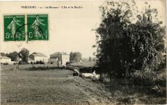 Vrécourt-Le Mouzon-L'Ile et le Moulin - Vrécourt