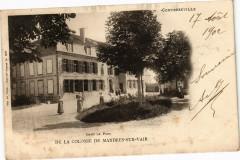 Contrexeville - Dans le Parc De la Colonie de Madres-sur-Vair 88 Contrexéville