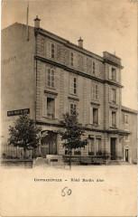 Contrexeville - Hotel Martin Alné 88 Contrexéville