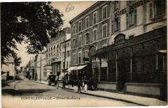 Contrexeville - Hotel Moderne 88 Contrexéville